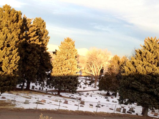 Cemetery Hills 1