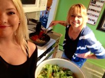 Cooking with Addy